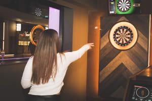 Interactive Darts