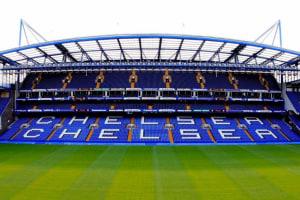Chelsea Football Club Stamford Bridge Stadium