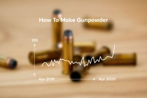 Trends Gunpowder