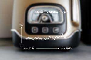 Trends Toast