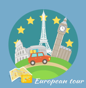 Virtual European Tour