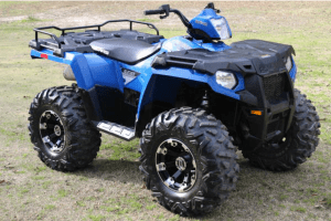 A Polaris Sportsman ETX Quad Bike from Google
