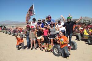 Dune Buggy Chase