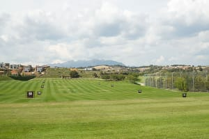 18 Holes at Golf De Barcelona