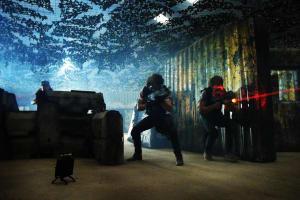 Laser Combat