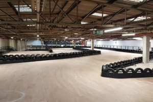 Team sport karting bristol - indoor track