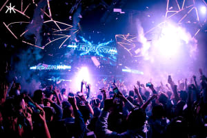 mgm hotel and casino - hakkasan club