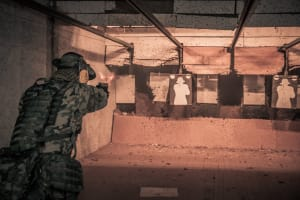 Gdanskie Centrum StrzeleckieIndoor Shooting Range - Gdanskh