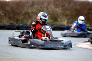 Outdoor Karting -  30 Minutes