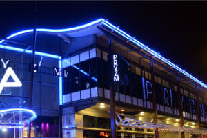 Pryzm Nightclub - Outside front