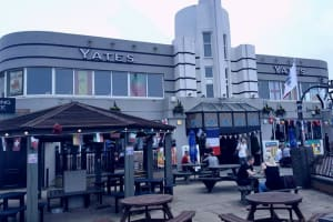 Yates - Blackpool South Shore