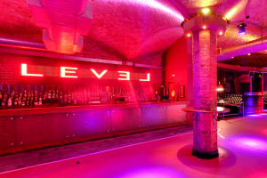 Level Nightclub - Liverpool - Dancefloor & Bar