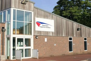 Sawston Sports Centre - Outside Front