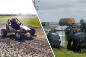 Paintball & Off Road Buggies