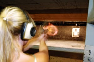 Pistol & Shotgun Shooting - 25 Bullets
