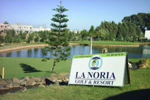 9 Holes at La Noria Golf & Resort