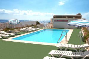 OH Marbella Inn - pool