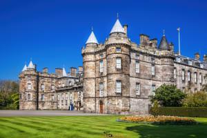 Holyrood Palace Edinburgh