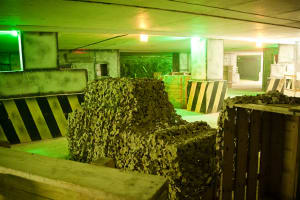 Bunker 51 - Indoor paintball interior 2