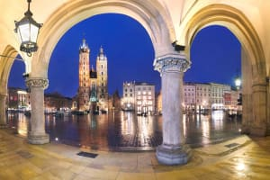 Krakow's top attractions