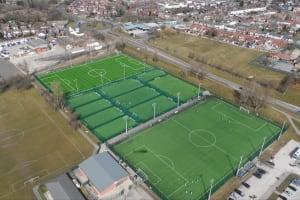 JMO Sports Park - Liverpool - Area
