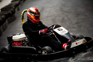 Indoor Karting - Mini Grand Prix