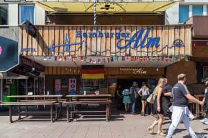 Hamburger Alm Reeperbahn Area Hamburg - CHILLISAUCE