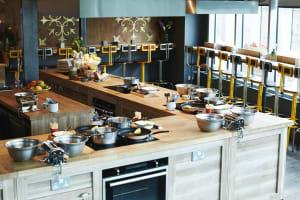 Jamie Oliver Cookery School - Interior