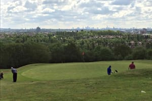Golf Course - Horsenden Hill London