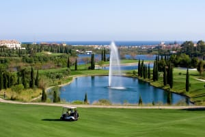 18 Holes at Alferini Golf Club