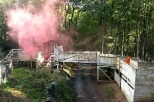 Skirmish Taskforce Cardiff - Paintball outdoor site