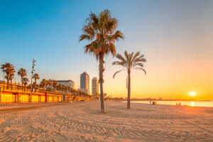 Barcelonta Beach