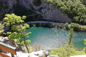 Zipline Croatia - exterior