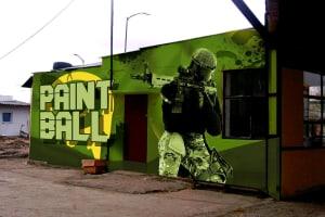 Paintball - Sofia