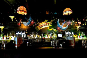 Florita's Miami Bar - Newcastle - interior bar