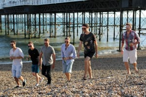 Brighton: The classic stag do