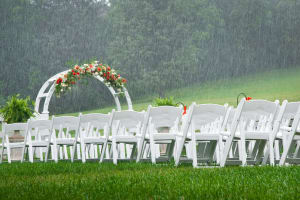 Bad Weather On Your Big Day