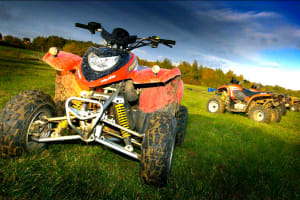 Banzai Action Sports - Quad bikes