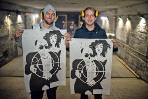 Kalashnikov & Glock Shooting - 15 Bullets