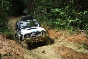 Offroad 4x4 Driving