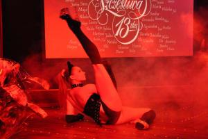 Lap Dancing Entry at Kabaret Evan