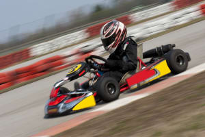Outdoor Go Karting -  Le Mans