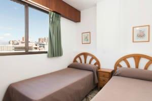 Bedroom, Carlos V Apartments