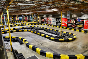 Pole Position Las Vegas - Indoor go kart track