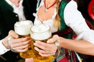 Oktoberfest Festival - Afternoon Package