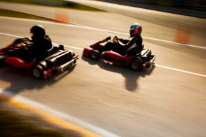 Indoor Karting - 20 Minutes