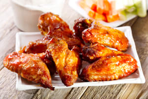 Chicken Wings & Beers