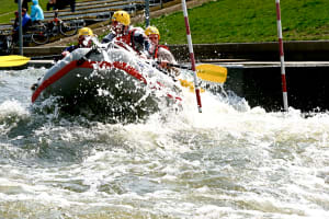 White Water Rafting - 1 Hour