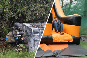 Paintball & Inflatables Games