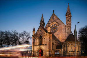 Mansfield Traquair